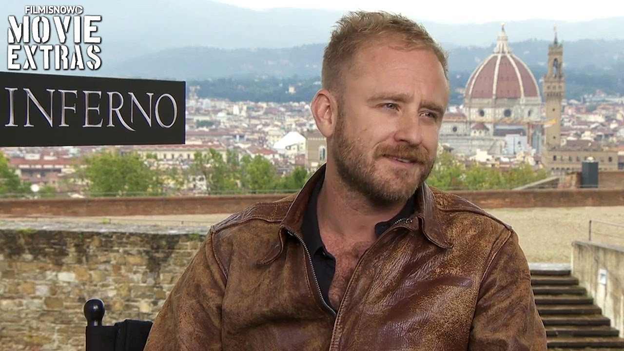 Inferno (2016) Ben Foster talks about his experience making the movie
