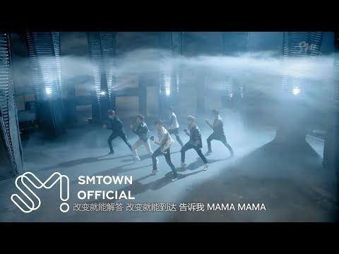 EXO-M 엑소엠 'MAMA' MV (Chinese Ver.)