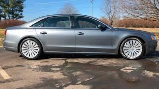 2015 Audi A8 L 3.0T Used Cars - Leesburg,Virginia - 2019-02-20