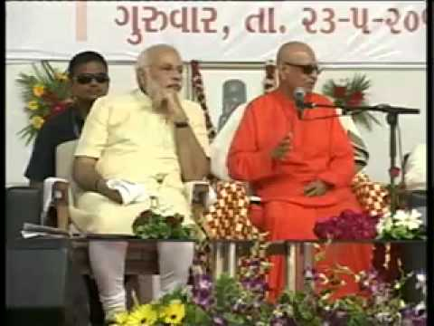 Shri Narendra Modi inaugurates Lakulish Yoga University in Ahmedabad ANI