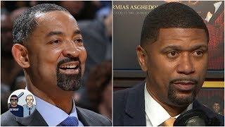 Jalen Rose: Any bad feelings toward Michigan are gone with Juwan Howard hiring | Jalen & Jacoby