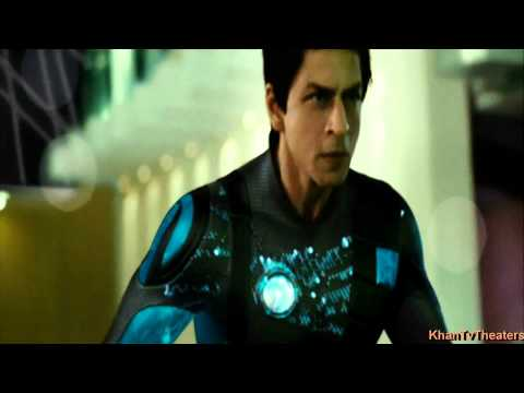 Raftaarein - RaOne Full Song of Shah Rukh Khan