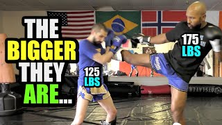 Why Weight MATTERS in Combat Sports (ft Cyrus Washington)