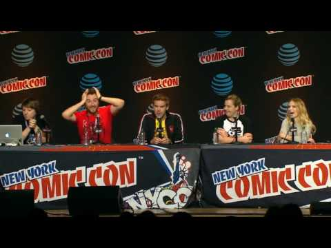 RWBY New York Comic Con 2016 Panel