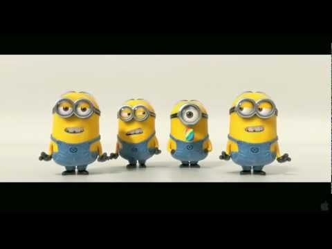 MI VILLANO FAVORITO 2 trailer Official (HD) Despicable Me