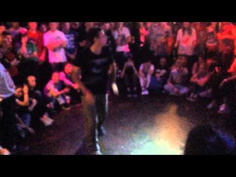 Bob hip hop preselection RMT 2014