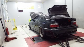 TEZ : 2JZ-E36 : Finish 500HP