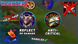CAN THESE GEARS COUNTER ALDOUS(AULRAD) 1st SKILL? Mobile Legends Experiment
