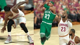 NBA 2K17 My Career - Green Releases! Shumpert's Leaning! CFG3! PS4 Pro 4K