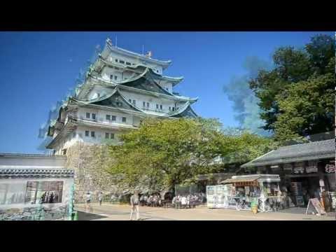 Nagoya (名古屋城、熱田神宮) Japan Trip 2012 part3