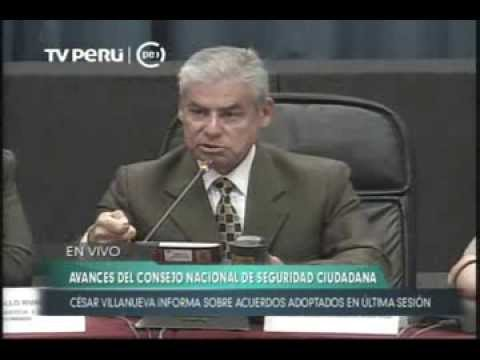 ¿Qué dijo el titular de la PCM, César Villanueva, sobre el Gobierno y el caso López Meneses?