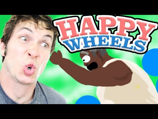 SUCK IT IN - Happy Wheels