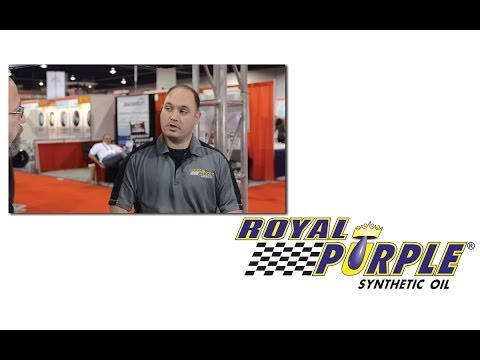 Andy's Auto Sport Interviews Royal Purple