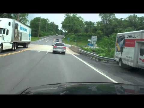 YTO 8: Driving McVeytown to Lewistown, PA