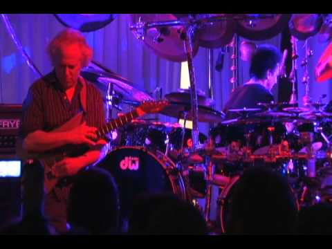David Torn,Terry Bozzio,Tony Levin,Pat Mastelotto NAMM 2010 (Pt 1 0f 2)