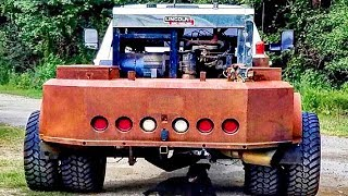 Best Diesel Moments   Big Diesel Trucks Rolling Coal and Pure Engine Sounds