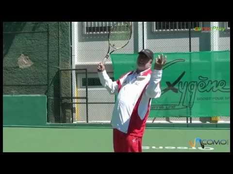 Sacar En El Tenis