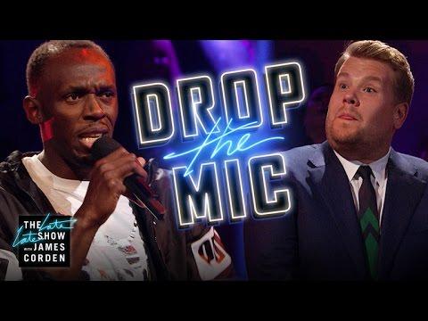 Drop the Mic w/ Usain Bolt
