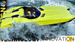 10 GO-FAST BOATS AND SPECTACULAR POWERBOATS