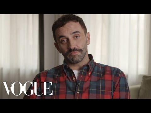 Vogue Voices: Riccardo Tisci - Riccardo Tisci - Vogue Voices