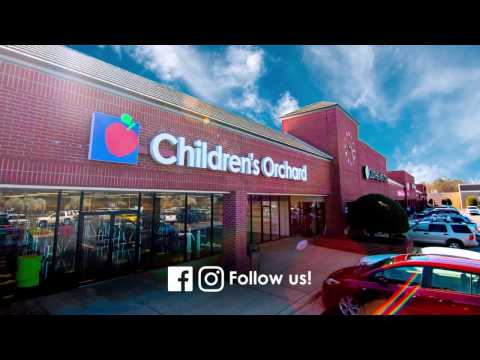 Watching video Our New Children's Resale Store is Now Open! | Children's Orchard
