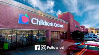Our New Children's Resale Store is Now Open! | Children's Orchard