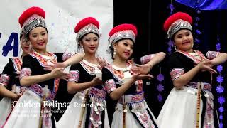 Golden Eclipse / Group B - won 2nd place @ Hmong Wausau New Year 2018-19