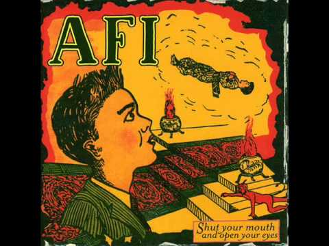 A.F.I. - The New Patron Saints And Angels