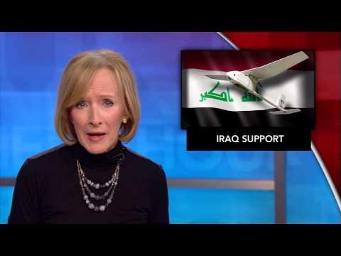 News Wrap: Iraq strikes back against al-Qaida militants