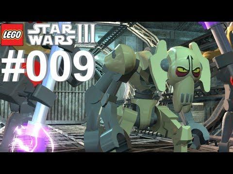 Let's Play LEGO Star Wars 3 The Clone Wars #009 Grievous Hinterhalt [Together] [Deutsch]