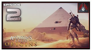 Let's Play Assassin's Creed Origins With CohhCarnage - Episode 2