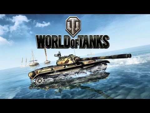 World of Tanks » T-54 Review. Damn Stronk Tank!