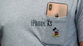 Обзор iPhone XS и XS Max