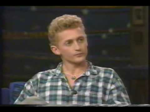 Alex Winter Alex Winter Interview on Night
