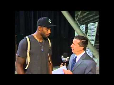 Marques Colston Interview