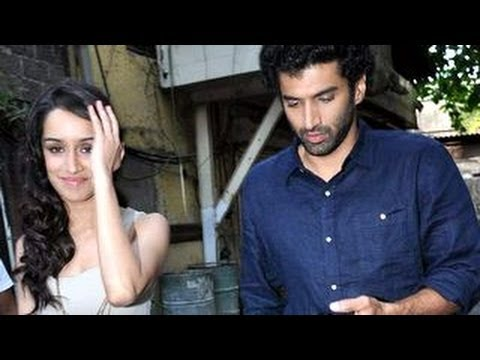 Shraddha Kapoor and Aditya Roy Kapoor BIG FIGHT in Public