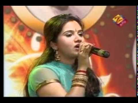 Mahathi sings