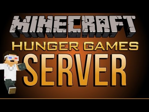 Minecraft-Free Hunger games Server (Cracked)