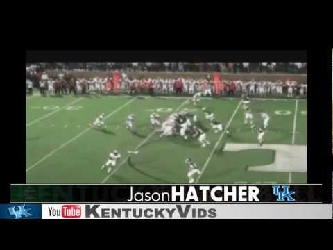 UK Football Signing Day 2013 - Jason Hatcher