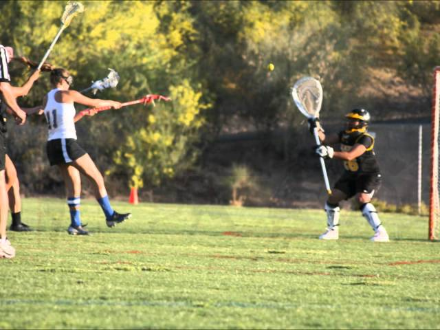 2013 Girl's Lacrosse Goalie