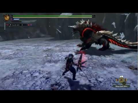 Nintendo 3DS - Ultimate Monster Hunter vs Stygian Zinogre - G Rank