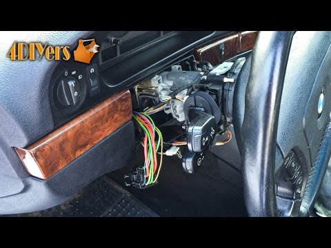 DIY: BMW E39 Ignition Switch Replacement