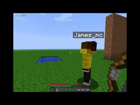 Minecraft - Nodus [Hack] bemutató