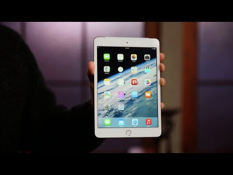 iPad Mini 3 in-depth: last year's specs get another go