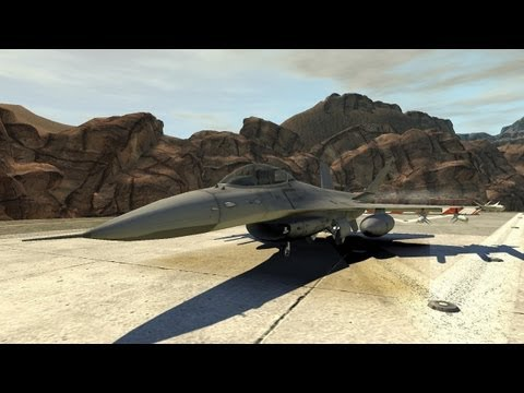 Grand Theft Auto IV - GTA V Fighter JET (MOD) HD