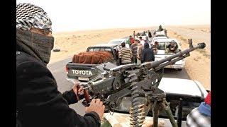 داعش تظهر من جديد فى صبراتة الليبية