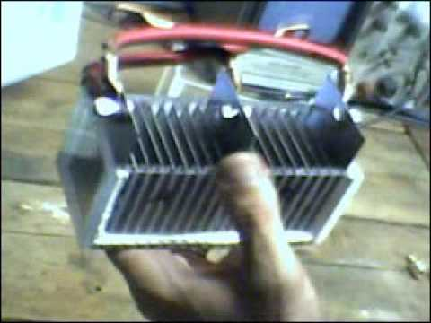 18 - Hydrogen HHO Electrolyzer test unit Wiring 07