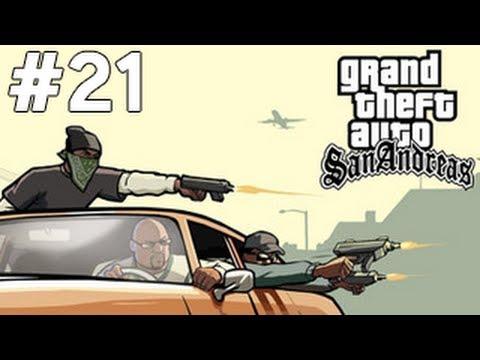 GTA San Andreas - Canavar Kamyon - Bölüm 21