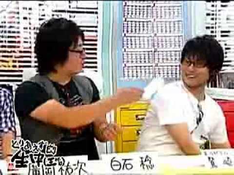 鷲崎健と声優の面白トーク集