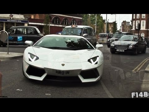 Supercar Sounds 2011 - Aventador 599GTO Enzo Agera One-77 Zonda Cinque MP4-12C 458 LP570-4